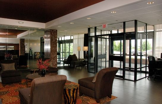 Lobby BEST WESTERN EXECUTIVE HTL NEW