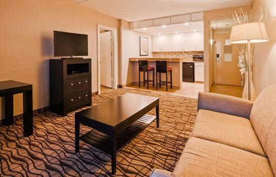 Suite Best Western Executive Hotel of New Haven-West Haven