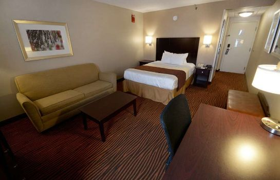 Zimmer BEST WESTERN EXECUTIVE HTL NEW