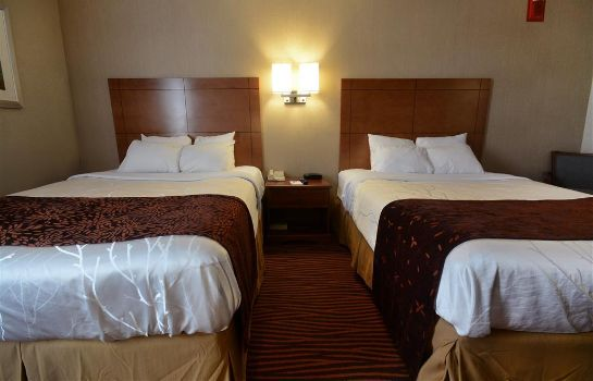 Room BEST WESTERN EXECUTIVE HTL NEW