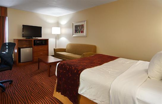 Zimmer Best Western Executive Hotel of New Haven-West Haven