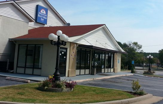 Außenansicht Americas Best Value Inn-Douglasville