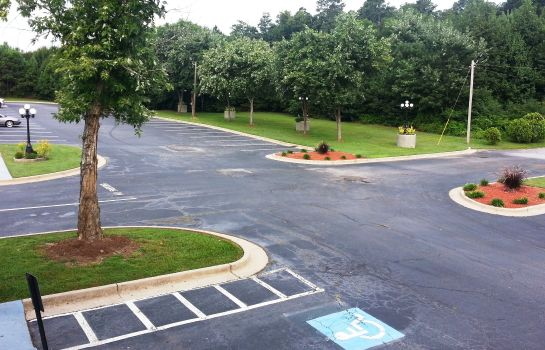 Vista esterna Americas Best Value Inn-Douglasville