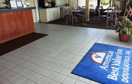 Restaurant Americas Best Value Inn-Douglasville