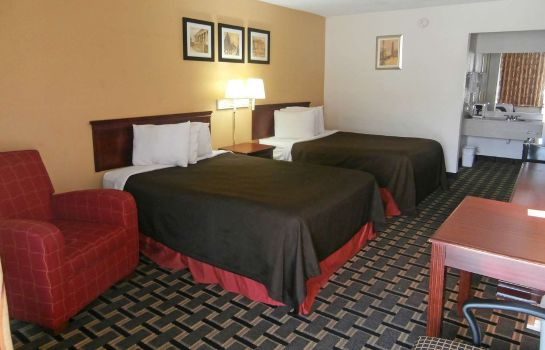 Kamers Americas Best Value Inn Douglasville