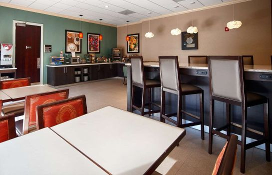Restauracja BEST WESTERN PLUS ROSWELL
