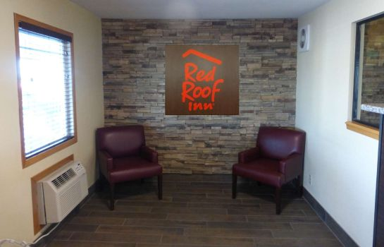 Hotelhalle Red Roof Inn Des Moines