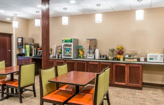 Restaurante Quality Inn & Suites Houghton