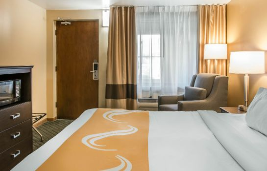 Habitación Quality Inn & Suites Houghton