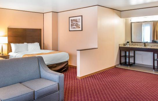 Zimmer Quality Inn & Suites Houghton