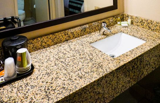Bathroom Boarders Inn & Suites and Conference Center