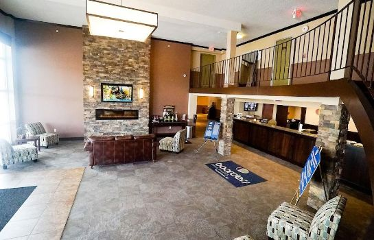Hotelhalle Boarders Inn & Suites by Cobblestone Hotels – Grand Island