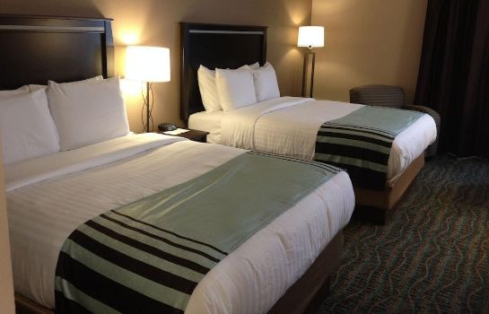 Standardzimmer Boarders Inn & Suites by Cobblestone Hotels – Grand Island