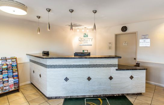 Hol hotelowy Quality Inn Boulder City