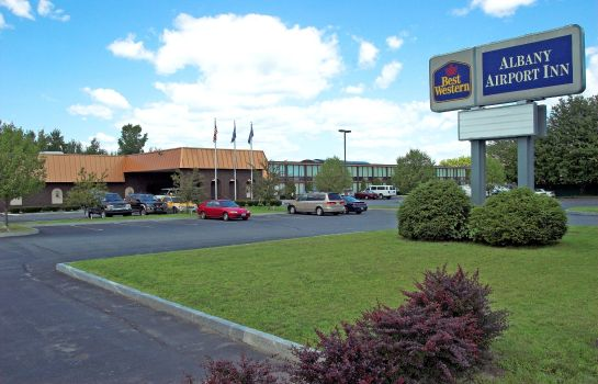 Außenansicht SureStay Plus Hotel by Best Western Albany Airport