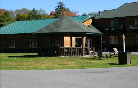 Buitenaanzicht ADIRONDACK LODGE OLD FORGE
