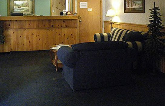 Hol hotelowy ADIRONDACK LODGE OLD FORGE