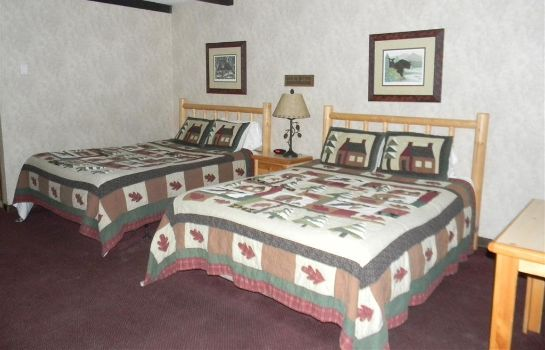 Kamers ADIRONDACK LODGE OLD FORGE