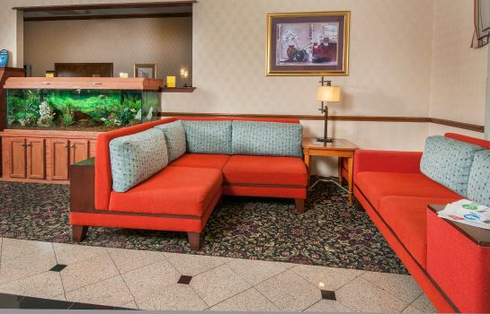 Hotelhalle BEST WESTERN INGRAM PARK INN