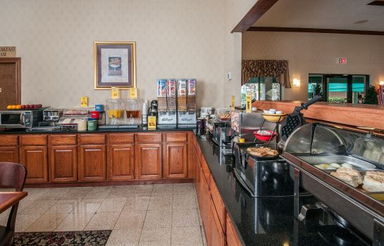 Restaurant BEST WESTERN INGRAM PARK INN