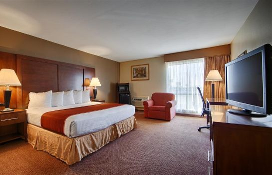 Zimmer BEST WESTERN INGRAM PARK INN