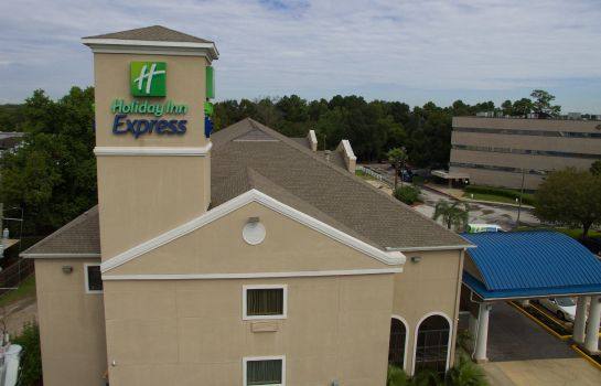 Außenansicht Holiday Inn Express HOUSTON N-1960 CHAMPIONS AREA