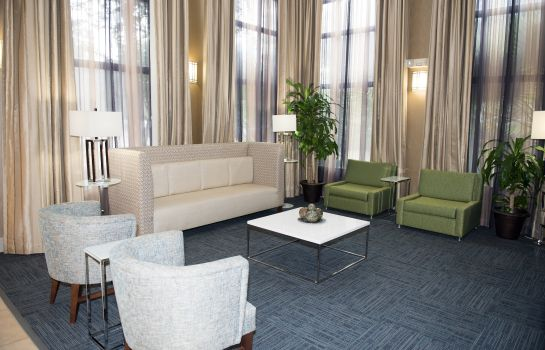 Hotelhalle Holiday Inn Express HOUSTON N-1960 CHAMPIONS AREA