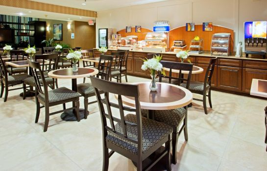 Restaurant Holiday Inn Express HOUSTON N-1960 CHAMPIONS AREA