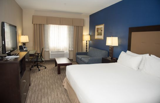 Zimmer Holiday Inn Express HOUSTON N-1960 CHAMPIONS AREA