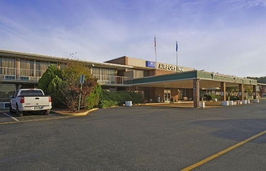 Vista esterna Americas Best Value Inn Airport