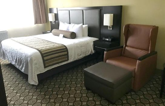 Room BEST WESTERN PLUS INNTOWNER HC