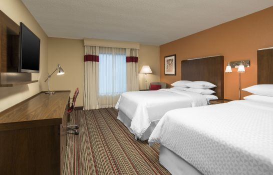 Room Four Points by Sheraton Bentonville