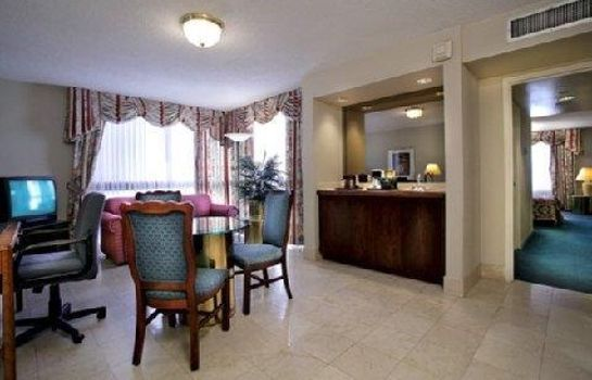 Kamers RIVER PARK HOTEL SUITES PORT MIAMI