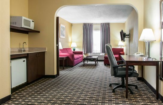 Suite Clarion Inn & Suites Northwest