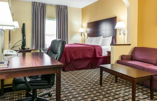 Kamers Clarion Inn & Suites Northwest