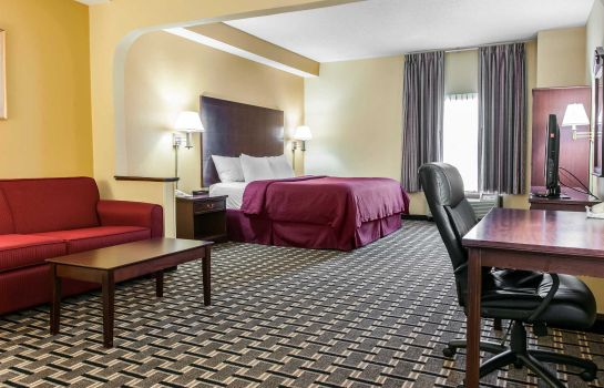 Kamers Clarion Inn and Suites Northwest