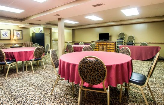 Conference room Clarion Hotel Branson