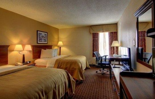 Chambre Quality Inn Auburn Campus Area I-85