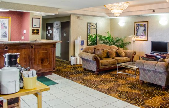 Hall Quality Inn Mobile West Tillmans Corner