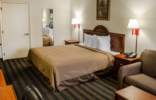 Chambre Quality Inn Mobile