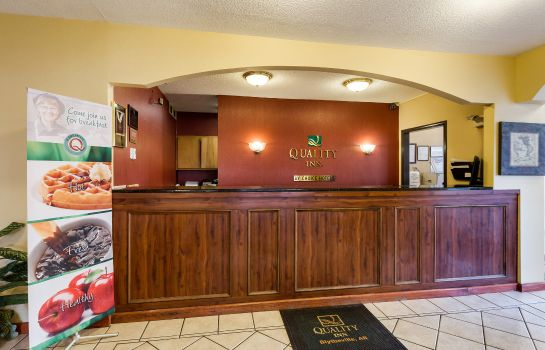 Hall Quality Inn Blytheville I-55