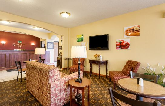 Hall de l'hôtel Quality Inn Blytheville