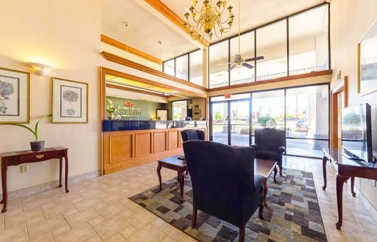 Hotelhalle Econo Lodge Inn and Suites Bentonville -