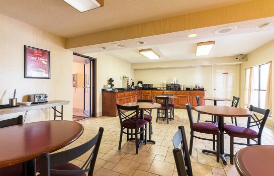 Restaurant Econo Lodge Inn and Suites Bentonville -