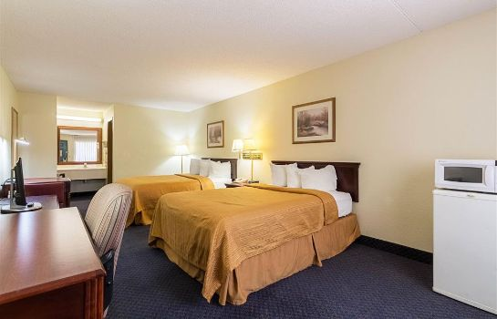 Zimmer Econo Lodge Inn and Suites Bentonville -