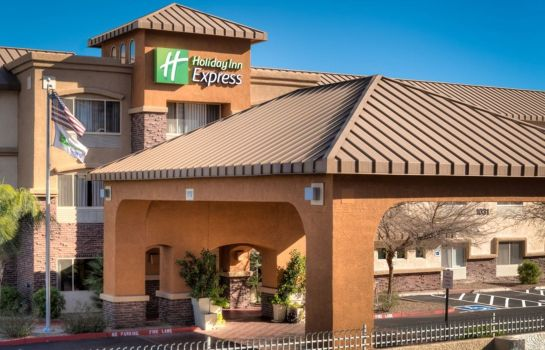 Außenansicht Holiday Inn Express & Suites PHOENIX TEMPE - UNIVERSITY