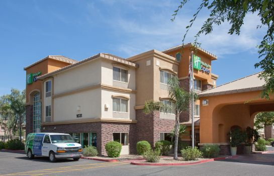 Vista exterior Holiday Inn Express & Suites PHOENIX TEMPE - UNIVERSITY