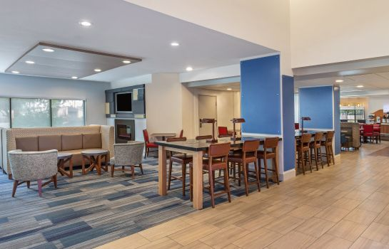Vestíbulo del hotel Holiday Inn Express & Suites PHOENIX TEMPE - UNIVERSITY
