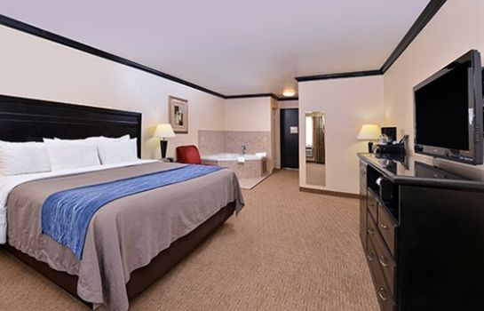 Zimmer Comfort Inn Near Universal Studios Hollywood