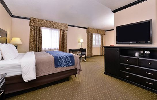 Kamers Comfort Inn Near Universal Studios Hollywood
